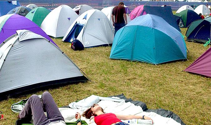 Los campings estarán regulados con una clasificación de hasta cinco estrellas. / El Correo