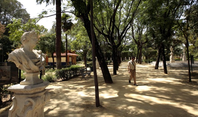 Zafarrancho de obras para restaurar jardines hist ricos de for El jardin romantico