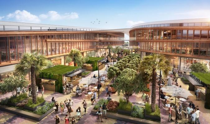 Una decena de marcas acompañan a Primark en el centro comercial Torre  Sevilla 3a173c2e2abb7