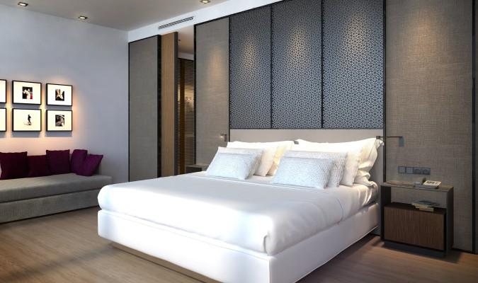 El hotel de torre sevilla tendr 318 plazas en 159 for Habitaciones cuadruples en sevilla