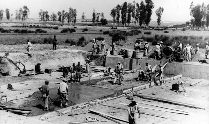 Veinte 'colonias' de trabajos forzados