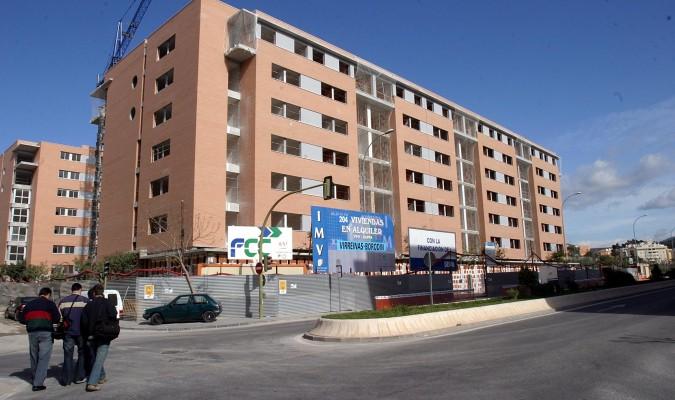 la junta arrendar pisos a la sareb por 125 euros al mes