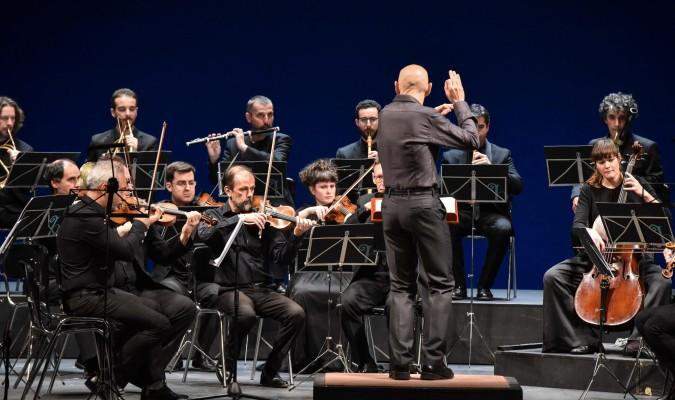 La Orquesta Barroca de Sevilla clausura esta semana su temporada 17/18 en Sevilla con dos funciones de la ópera 'L'isola disabitata', de Haydn. / Jesús Barrera
