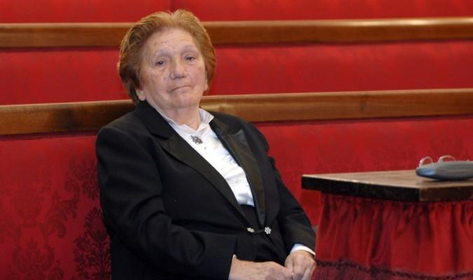 Fallece a los 96 años la escultora Carmen Jiménez