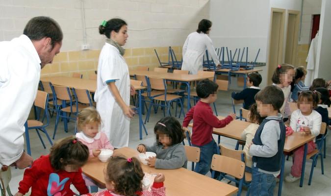 Aramark asume los comedores escolares rescindidos a Catering Brens