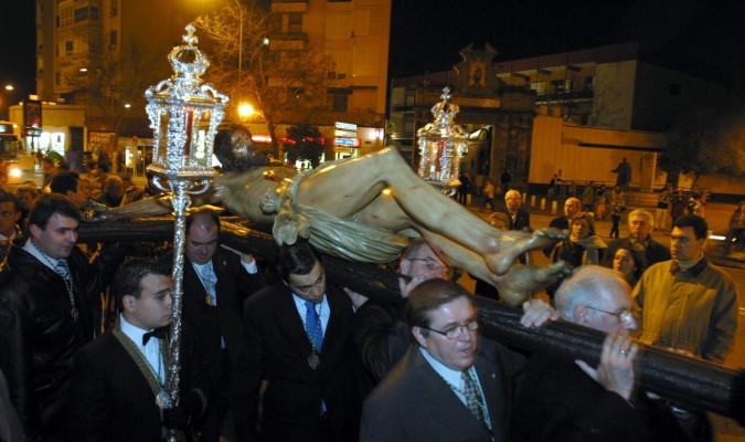 La Trinidad abre hoy los viacrucis cuaresmales