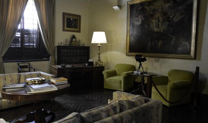 Bienvenidos a un palacio habitado for Sala de estar palacio