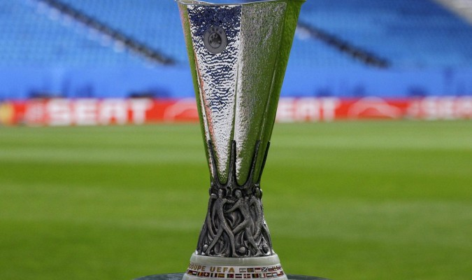 Trofeo de la Europa League.