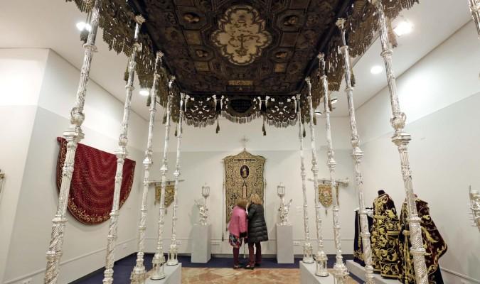 El Mercantil rescatará la exposición de estrenos de la Semana Santa