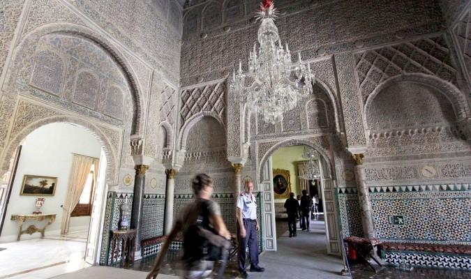 El cuarto real alto del alc zar for Cuarto real alcazar sevilla