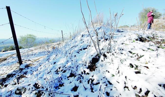 La Sierra Norte se prepara para la nieve