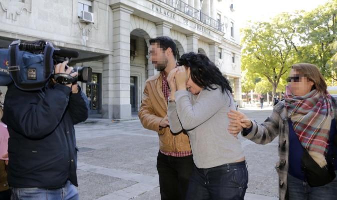 La polic a investiga si el m vil del crimen de la for Juzgado del crimen