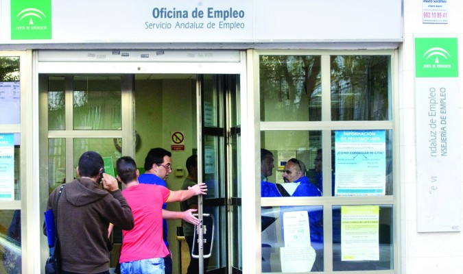 Sevilla la segunda provincia espa ola donde m s subi el paro for Oficina del paro murcia