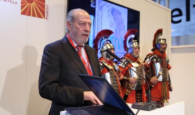 «Reiteramos la propuesta de que Itálica sea Patrimonio de la Humanidad»
