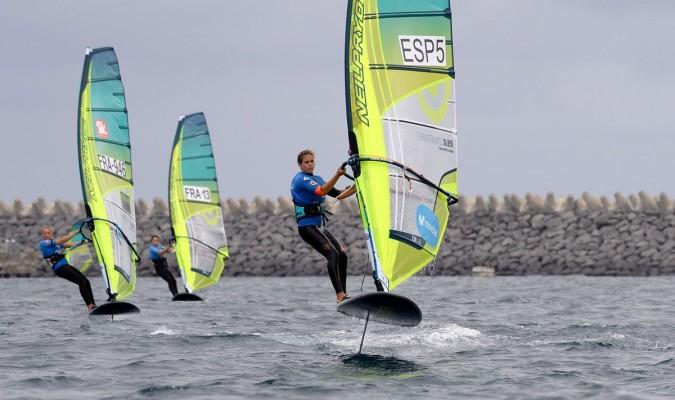 Marina Alabau Subcampeona Del Mundo De Windsurf Con Foil