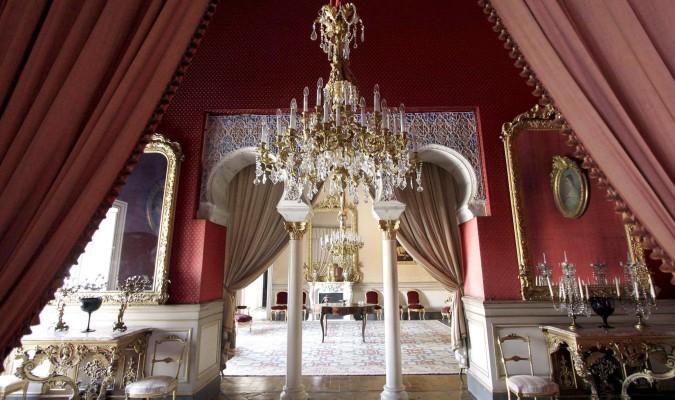 el cuarto real alto del alc zar