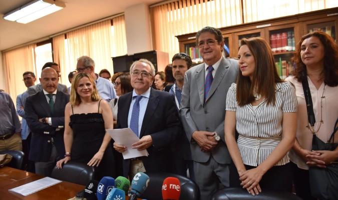 Sevilla es la tercera provincia del pa s en demandas por for Abogados clausula suelo sevilla