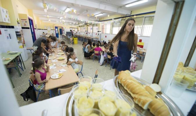 La Junta inicia 214 sanciones a concesionarias de comedor escolar y ...
