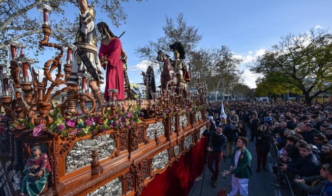 El Domingo de Ramos dice 'no' a la Milagrosa