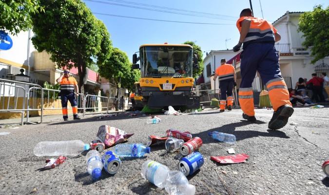 Los sucesos de la Madrugá retraen al público de las calles