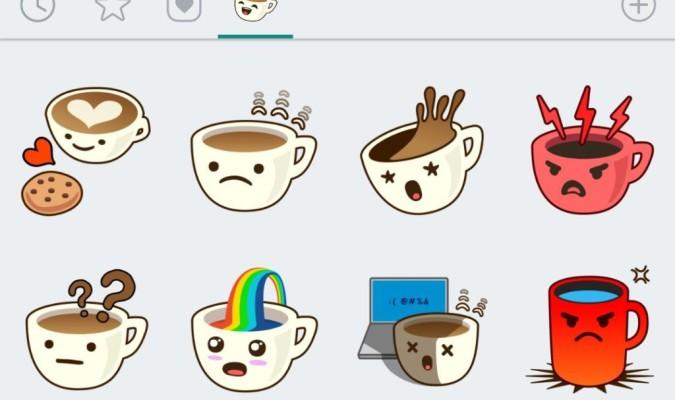 Resultado de imagen para whatsapp stickers