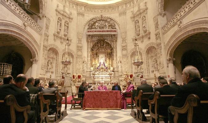 Aprobadas las obras de mantenimiento en la Capilla y Panteón Real de la Catedral
