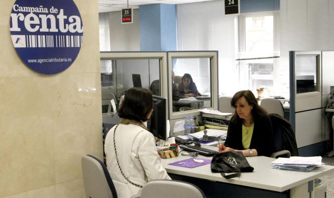 Ya se puede pedir cita previa para la declaraci n de la renta for Oficinas de la agencia tributaria madrid