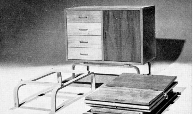 Sin pretenderlo con nuestros muebles fuimos precursores del modelo ikea - Muebles para equipos de musica ikea ...