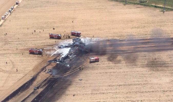 Airbus apunta al ensamblaje en Sevilla como una de las causas del accidente del A400M
