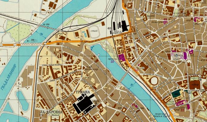 Sevilla, en el ojo soviético durante la Guerra Fría