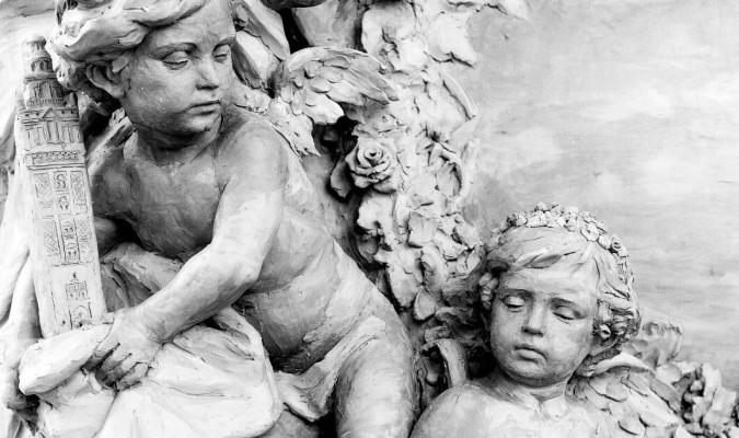 Una alegoría de la vida y personalidad de la duquesa de Alba