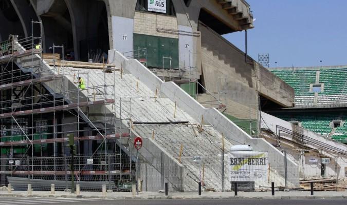 La obra del nuevo Gol Sur entrará una nueva fase el 10 de agosto