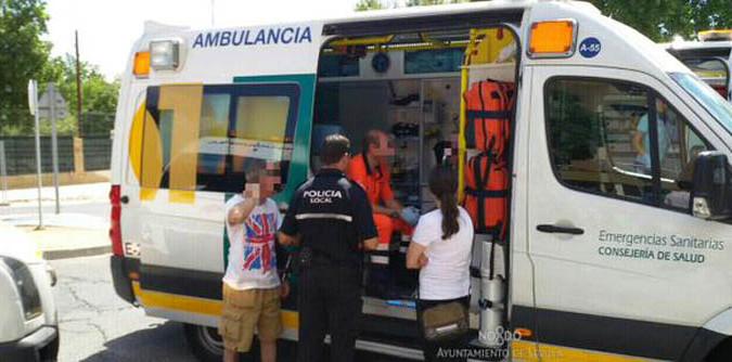 Muere una persona en el incendio de un piso en las tres mil viviendas - Pisos para una persona madrid ...