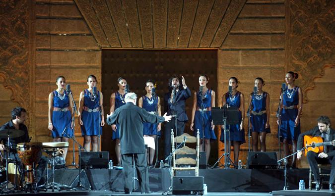 La Voz Madura De Arcángel Entre Las Voces Búlgaras