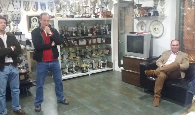 Repetto avalado por amc nuevo presidente del alcal - Sofas en alcala de guadaira ...