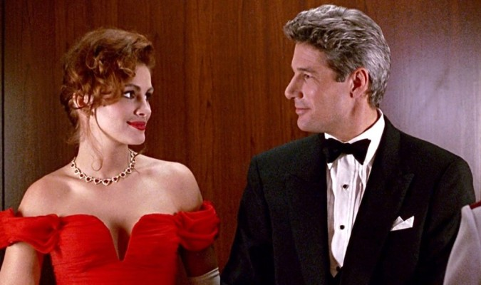 Richard Gere y Julia Roberts en Pretty Woman. / El Correo