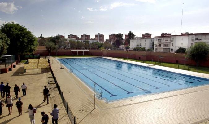 Contratadas m s obras contra las fugas de la piscina del for Piscinas imd sevilla