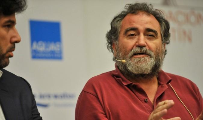Jaime Morell, presidente de la Asociación Española de Operador Públicos de Abastecimiento y Saneamiento. / El Correo