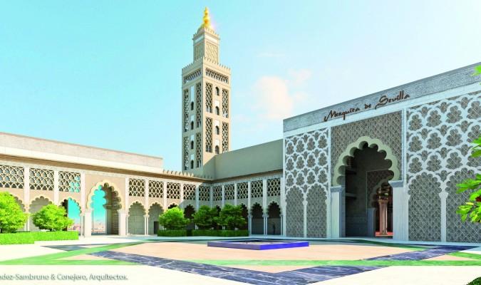 Una gran mezquita para sevilla este - Apartahotel sevilla este ...