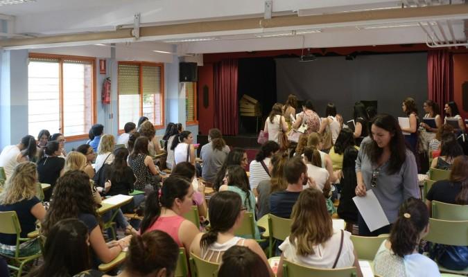 La junta convocar plazas de empleo p blico en 2016 Convocatoria para las plazas docentes 2016