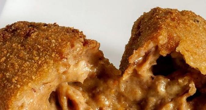 Sabrosas croquetas sin gluten y menos calóricas