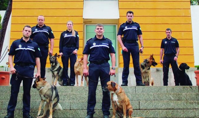 Con el deseo de volver a 'ladrar' en la Policía Local