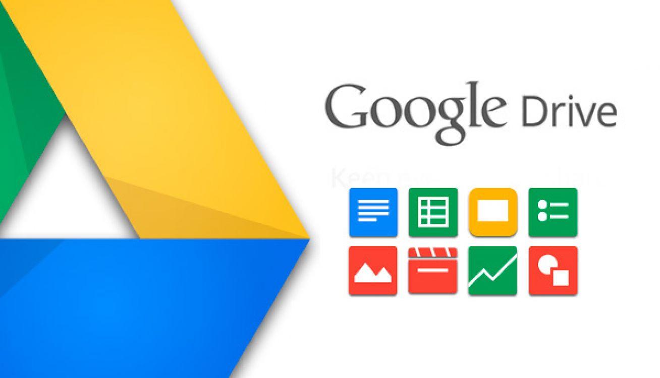 Adiós al Google Drive