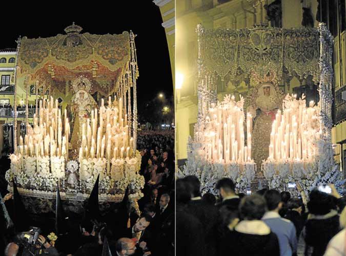 Macarena o Triana: ¿Cuál representa mejor la Madrugá? 1