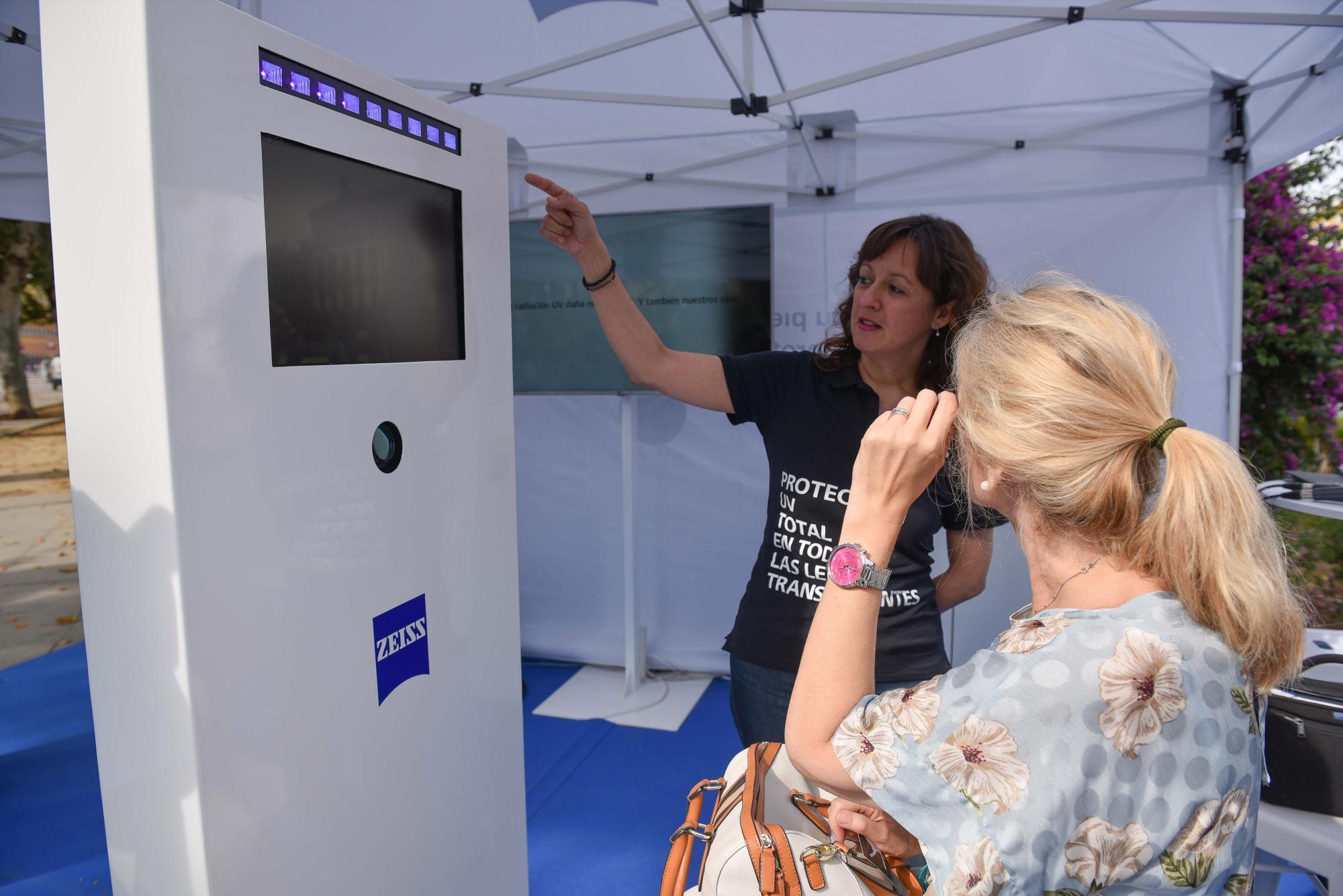 Exposición Radiación Ultravioleta Vigilar Clave La Los A Es Ojos De 54q3ARLj