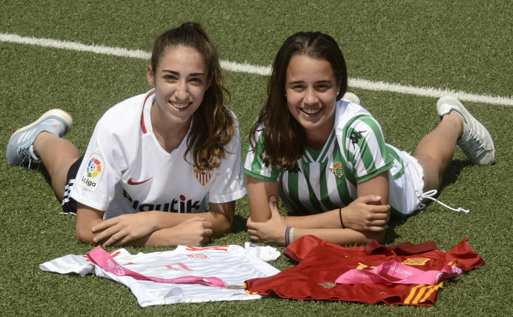 3da4f0211 Rosa Márquez y Olga Carmona: eternas rivales, amigas y campeonas de Europa