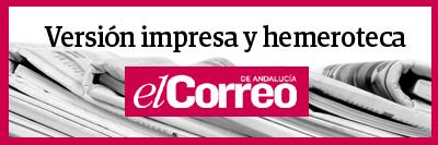 Versión impresa y hemeroteca de El Correo