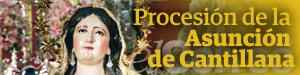 Procesión de la Asunción de Cantillana