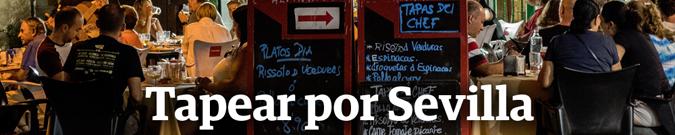 Tapear por Sevilla