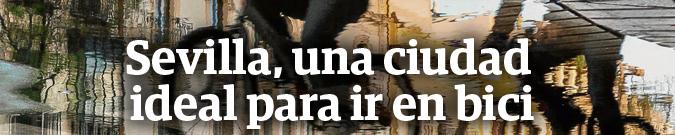 Sevilla, una ciudad ideal para ir en bici
